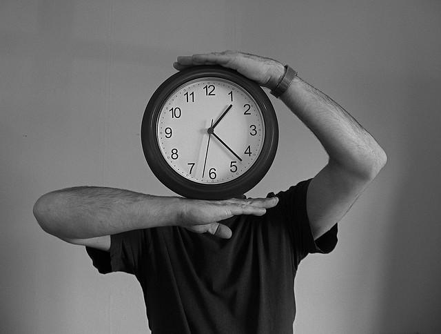 el hombre es tiempo